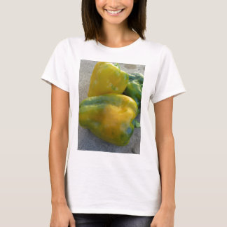 Green and yellow peppers T-Shirt