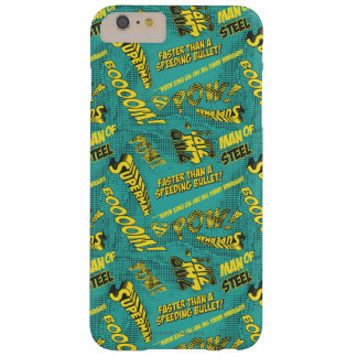 Green and Yellow Pow! Barely There iPhone 6 Plus Case
