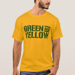 Green And Yellow Shirt