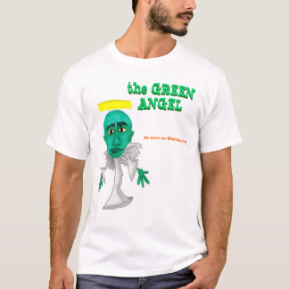 Green Angel Tshirt