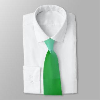 Green angle 02 tie
