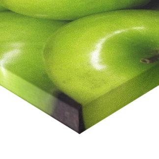 Green Apple Canvas