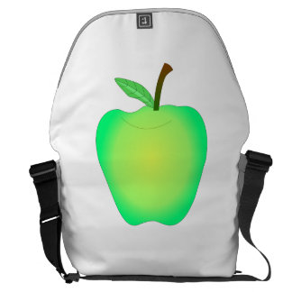 Green Apple Courier Bags