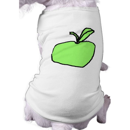 Green Apple. Dog Clothes