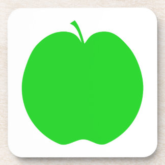 Green Apple. Drink Coaster