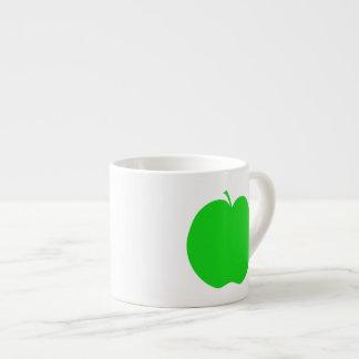 Green Apple. Espresso Cup