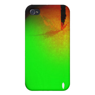 green apple iPhone 4 cases