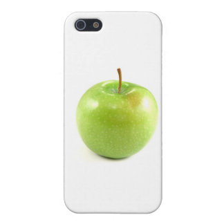 Green Apple iPhone 5 Covers