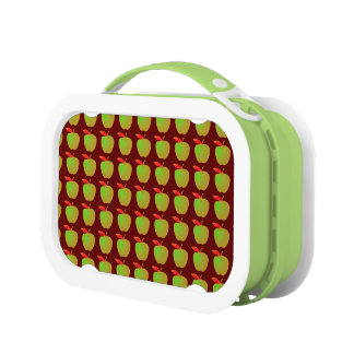 Green Apple Lunch Box
