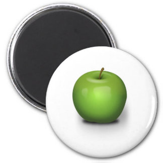 Green Apple Magnet