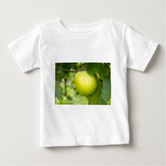 Green Apple on a Tree Branch Infant T-shirt
