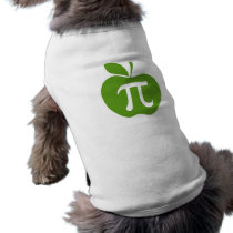 Green Apple Pi T-Shirt