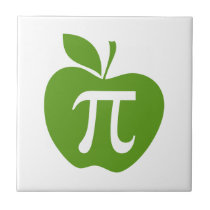 Green Apple Pi Tile