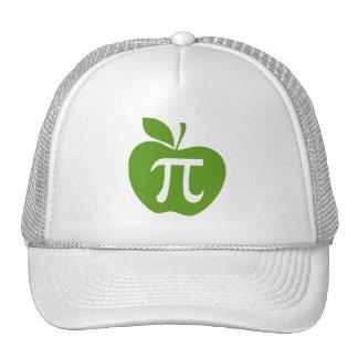 Green Apple Pi Trucker Hat