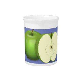 Green apple  Pitcher
