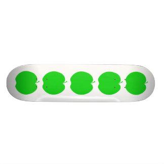 Green Apple. Skate Boards