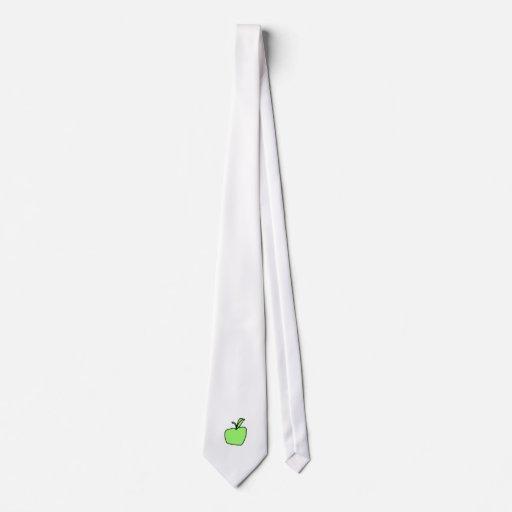 Green Apple. Tie