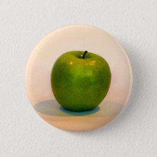 Green Apple Trio Button