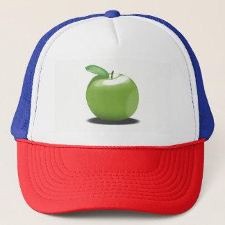 Green Apple Trucker Hat