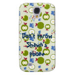 Green apples and Bees Samsung Phone case Samsung Galaxy S4 Case