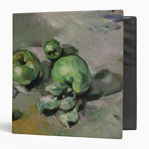 Green Apples, c.1872-73 3 Ring Binder