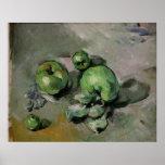 Green Apples, c.1872-73 Print