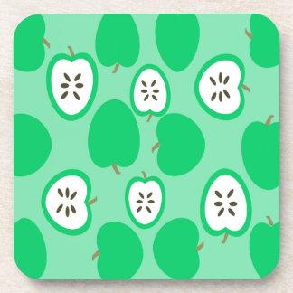 Green Apples Coaster