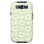 Green Apples, Fruit Pattern Samsung Galaxy SIII Cover