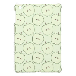 Green Apples Fruit Pattern Cover For The iPad Mini