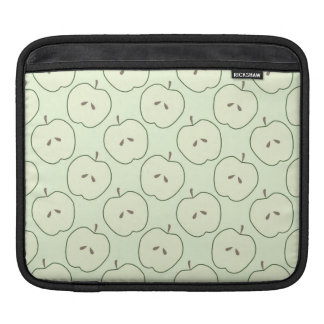 Green Apples, Fruit Pattern Sleeves For iPads
