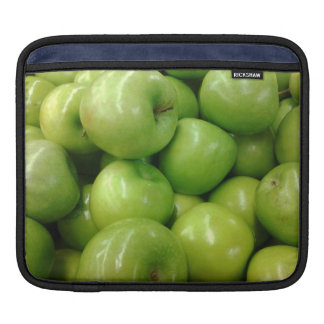 Green Apples iPad Sleeves