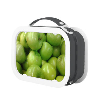 Green Apples Yubo Lunch Boxes