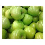 Green Apples Photographic Print