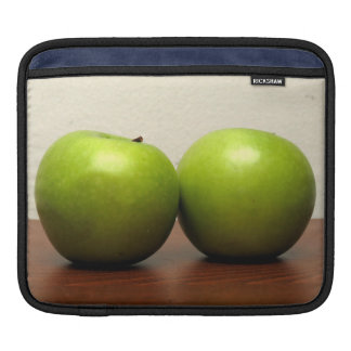 Green Apples. Sleeve For iPads