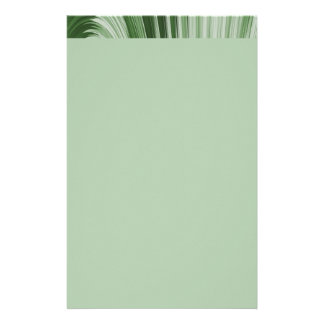 Green Arch Creation Stationery
