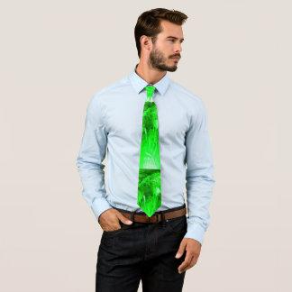 Green arches tie