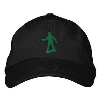 Green Army Men Baseball Cap