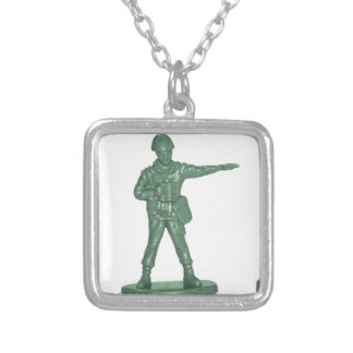 Green Army Men Custom Jewelry