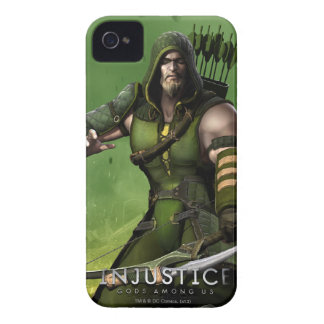 Green Arrow iPhone 4 Case-Mate Case