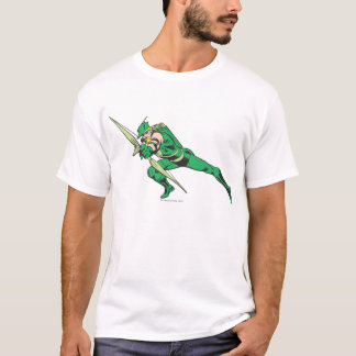Green Arrow Crouches T-Shirt