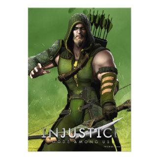 Green Arrow Invites