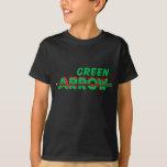 Green Arrow Logo 2 T-Shirt