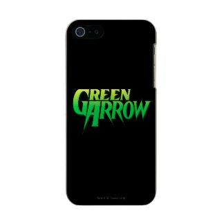 Green Arrow Logo 3 Incipio Feather® Shine iPhone 5 Case