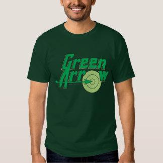 Green Arrow Logo Dresses