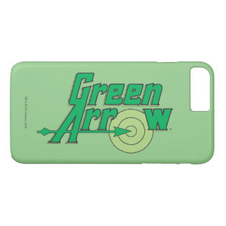 Green Arrow Logo iPhone 7 Plus Case