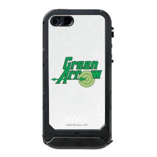 Green Arrow Logo Incipio ATLAS ID™ iPhone 5 Case