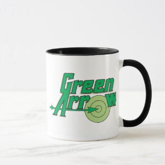 Green Arrow Logo Mug