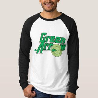 Green Arrow Logo T Shirt