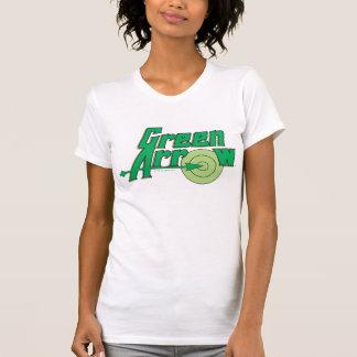 Green Arrow Logo T-Shirt