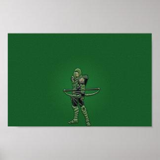 Green Arrow Poster